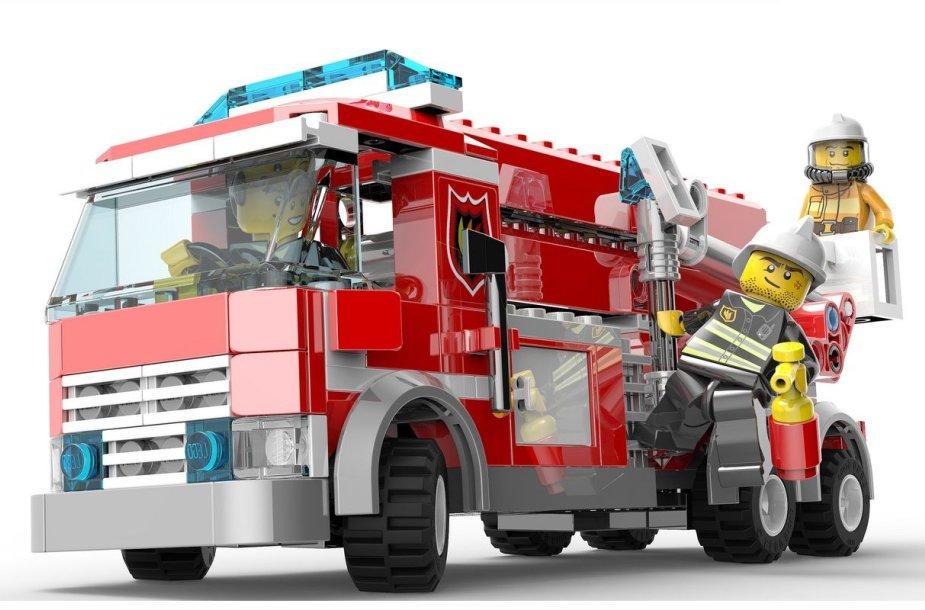 Lego ugniagesiai