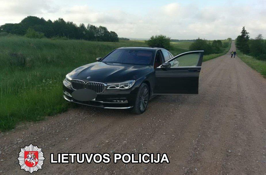 Vogtas BMW automobilis