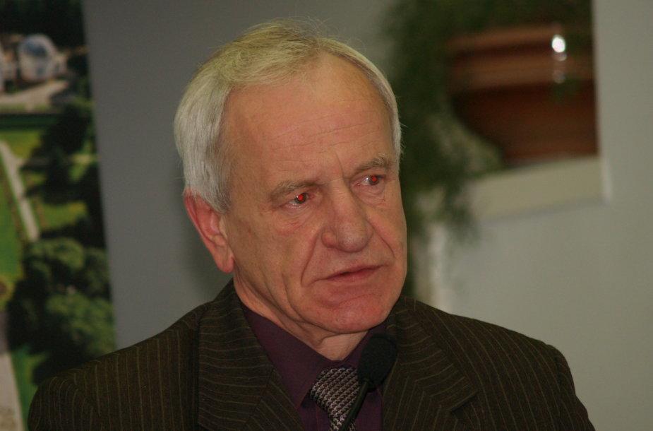 """Konstantinas Skierus, UAB """"Palangos komunalinis ūkis""""  direktorius"""