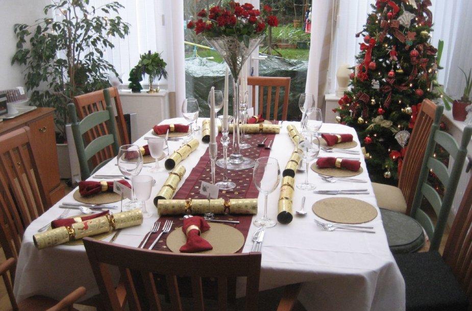 Kalėdinis stalas