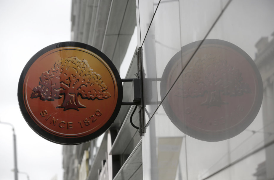 """Swedbank"" banko logotipas"