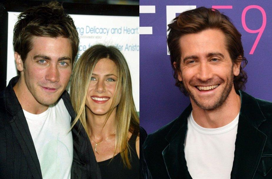 Jake'as Gyllenhaalas, Jennifer Aniston