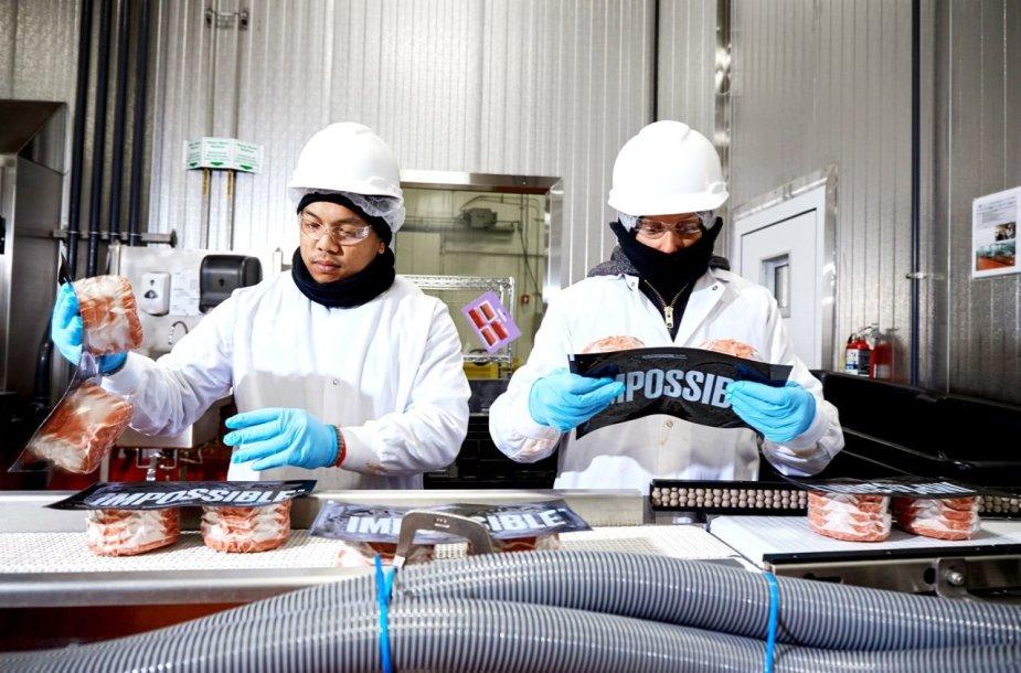 Inovatyvūs sprendimai maisto pramonėje