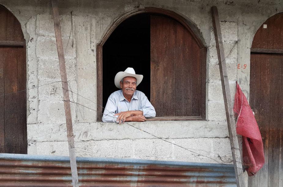 Kelionė po Gvatemalą
