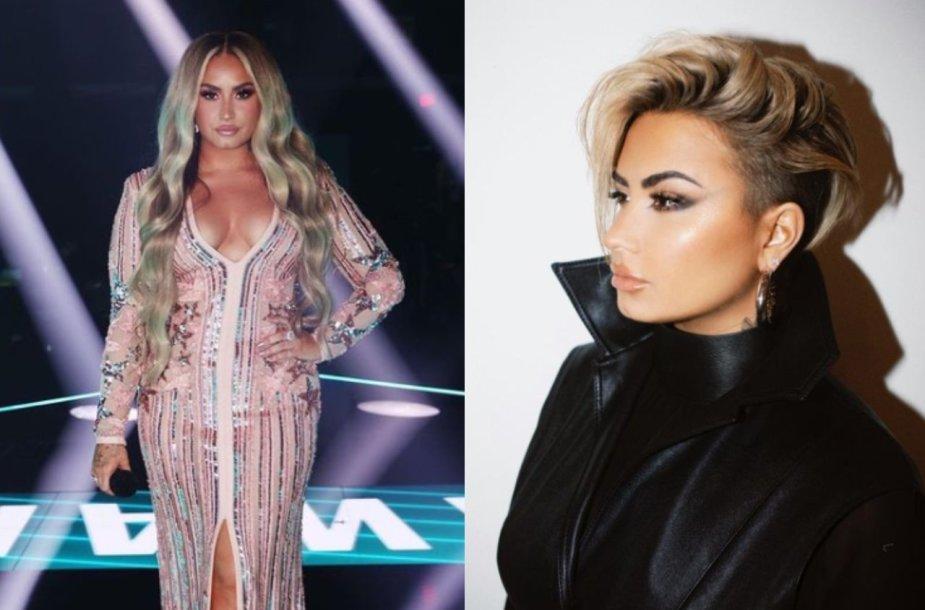 Demi Lovato pokyčiai