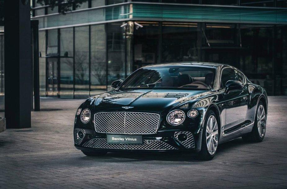"""Bentley Continental GT V8"""