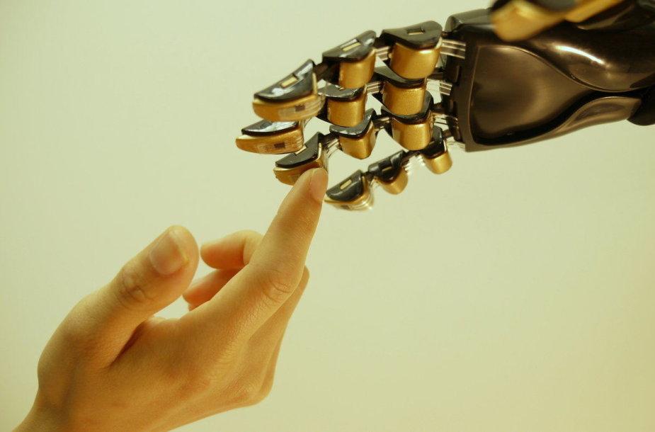 """""""Roboto sukūrmas"""""""