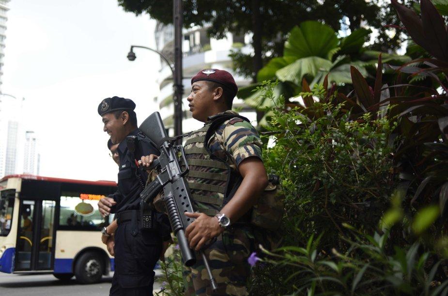 Malaizijos policija