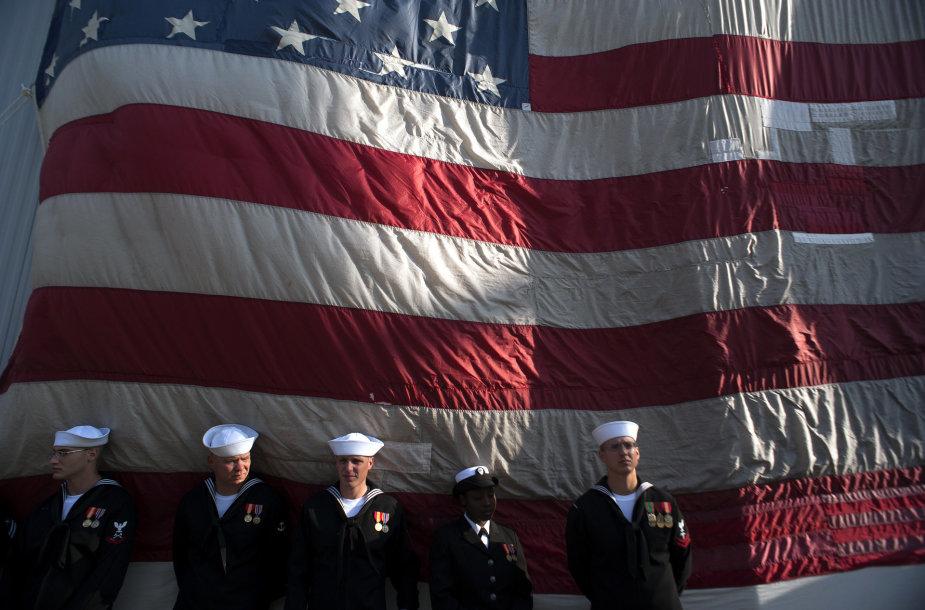 JAV jūrininkai