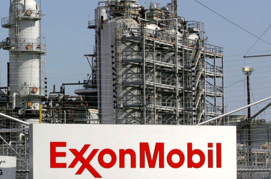 """""""Exxon Mobil"""""""