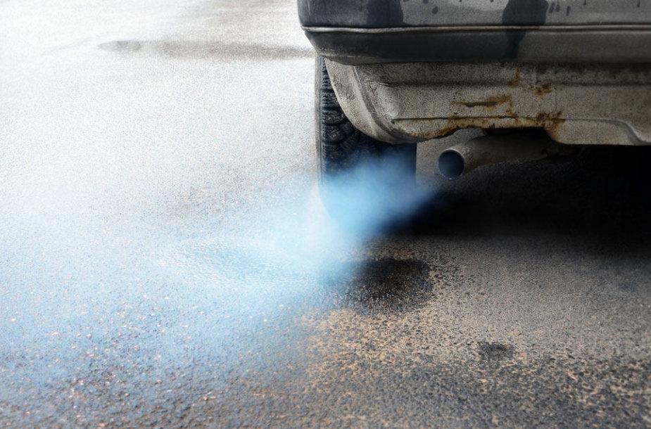 Išmetamosios dujos