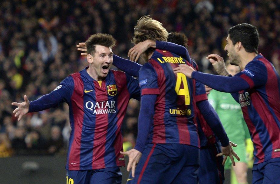 """Barcelona"" – ""Manchester City"""