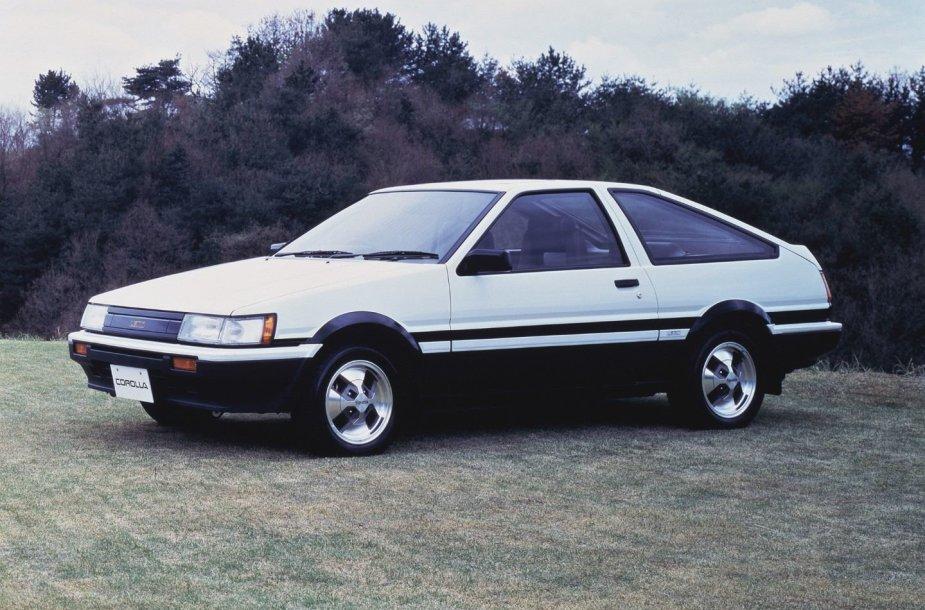 """Toyota"" AE86"