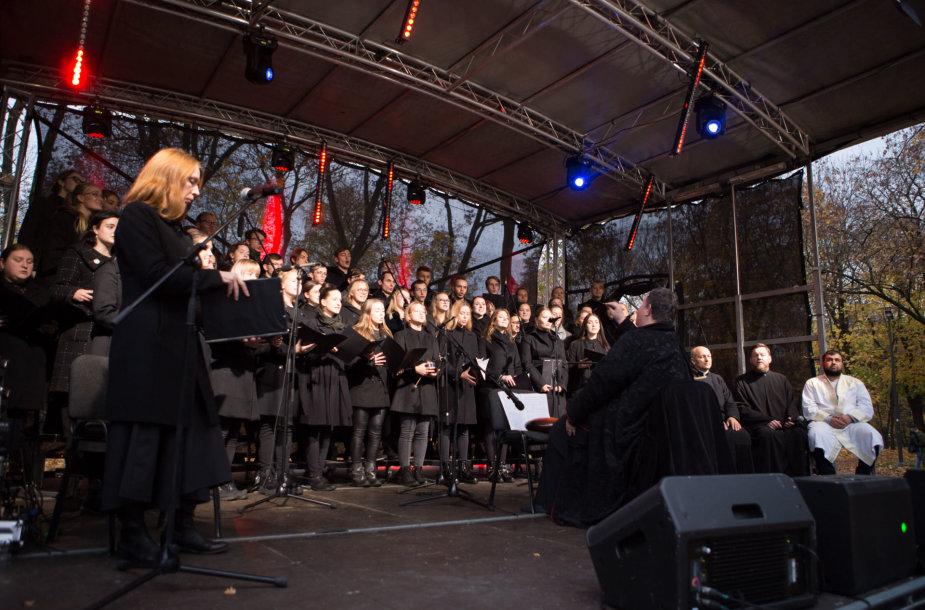 Kaune prasidėjo istorijų festivalis