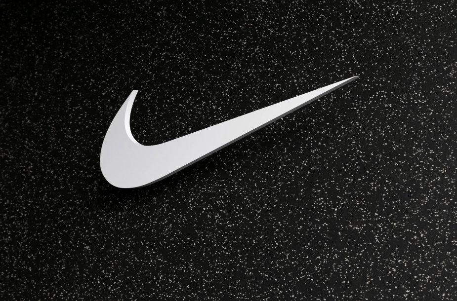 """""""Nike"""" logotipas"""