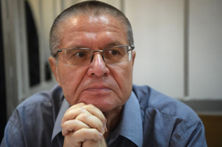 Aleksejus Uliukajevas teisme