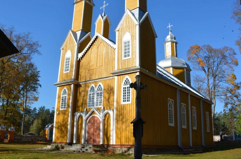 Marcinkonių bažnyčia