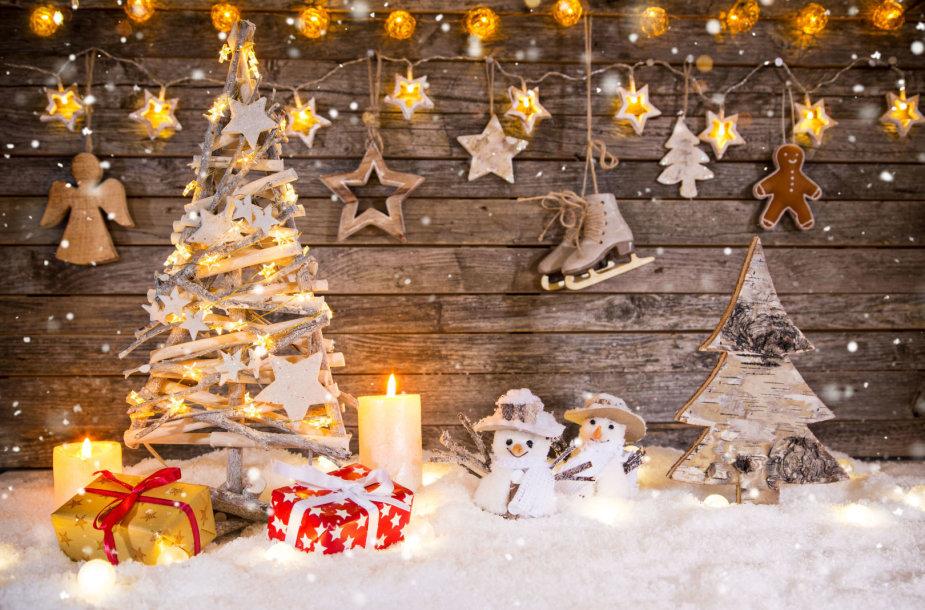 Kalėdų dekoracijos