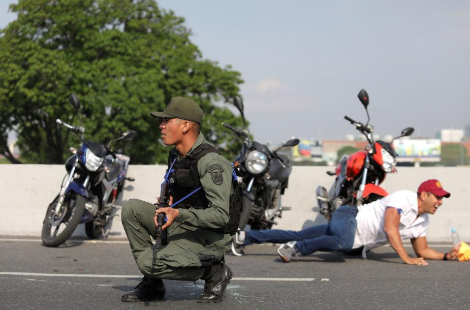 Neramumai Venesueloje