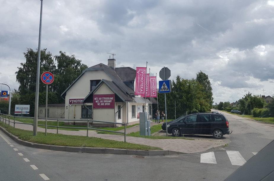 """""""Vynoteka"""" Latvijoje"""