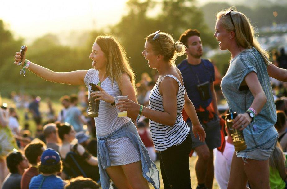 Glastonberio muzikos festivalis
