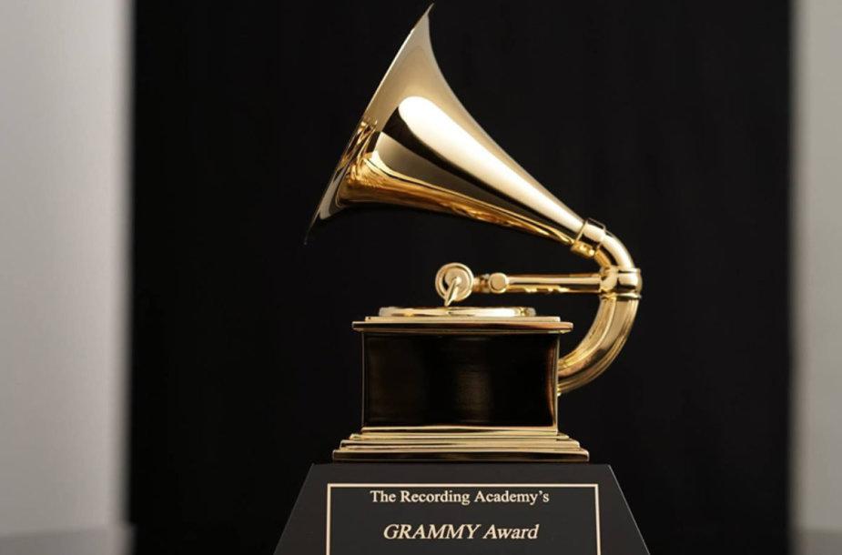 Grammy apdovanojimo nuotrauka