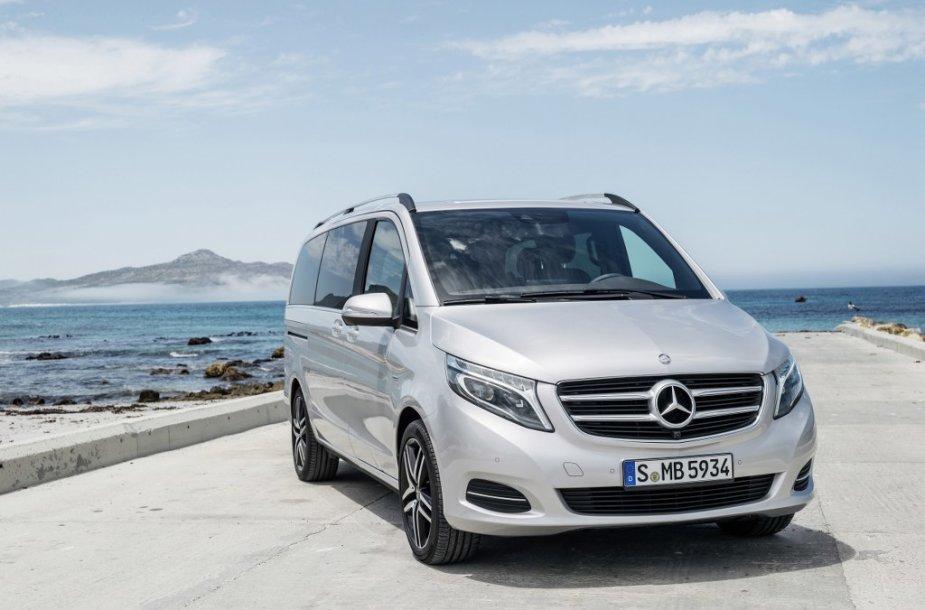 """""""Mercedes–Benz"""" V klasė"""