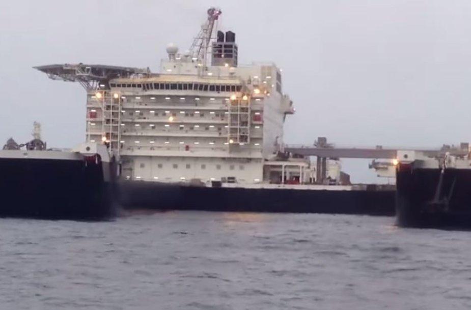 Didžiausias pasaulyje laivas