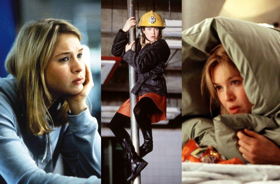 "Renee Zellweger filme ""Bridžitos Džouns dienoraštis"""