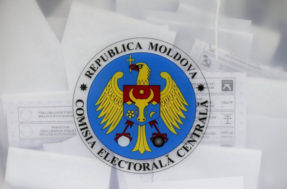 Parlamento rinkimai Moldovoje