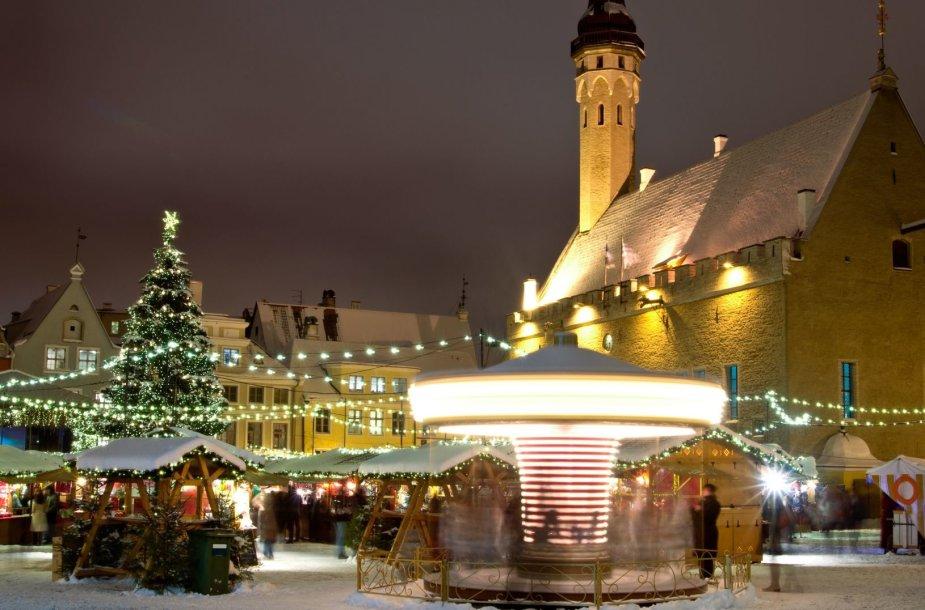 Kalėdos Taline