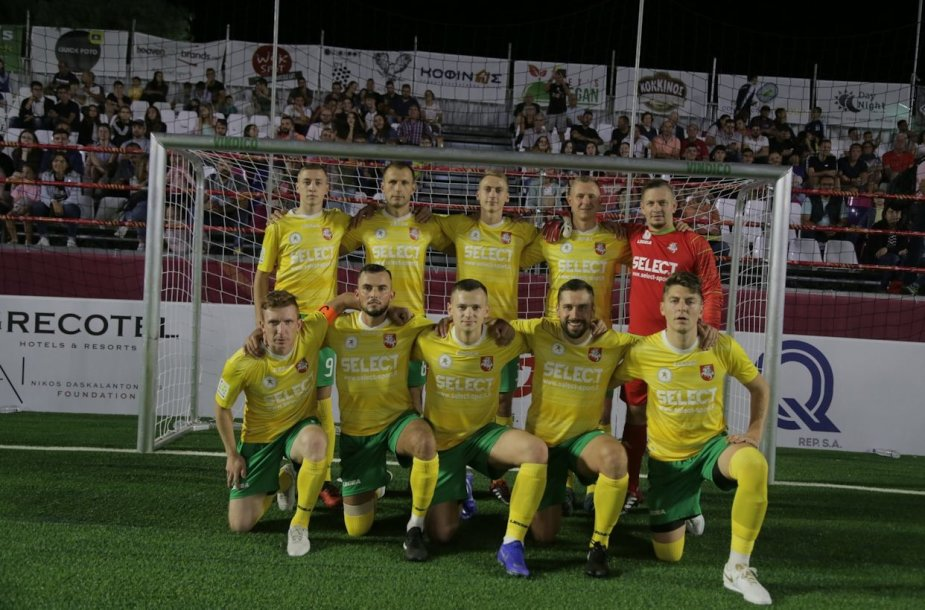 Lietuvos mažojo futbolo rinktinė