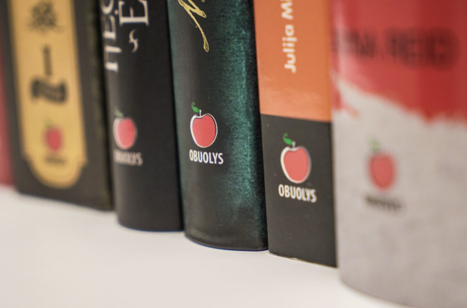 "Leidyklos ""Obuolys"" knygos"