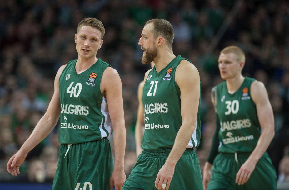 """""""Žalgiris"""" – CSKA"""
