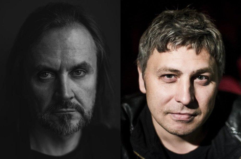 Oskaras Koršunovas ir Marius Ivaškevičius