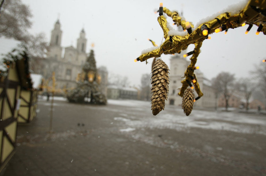 Žiema Kaune