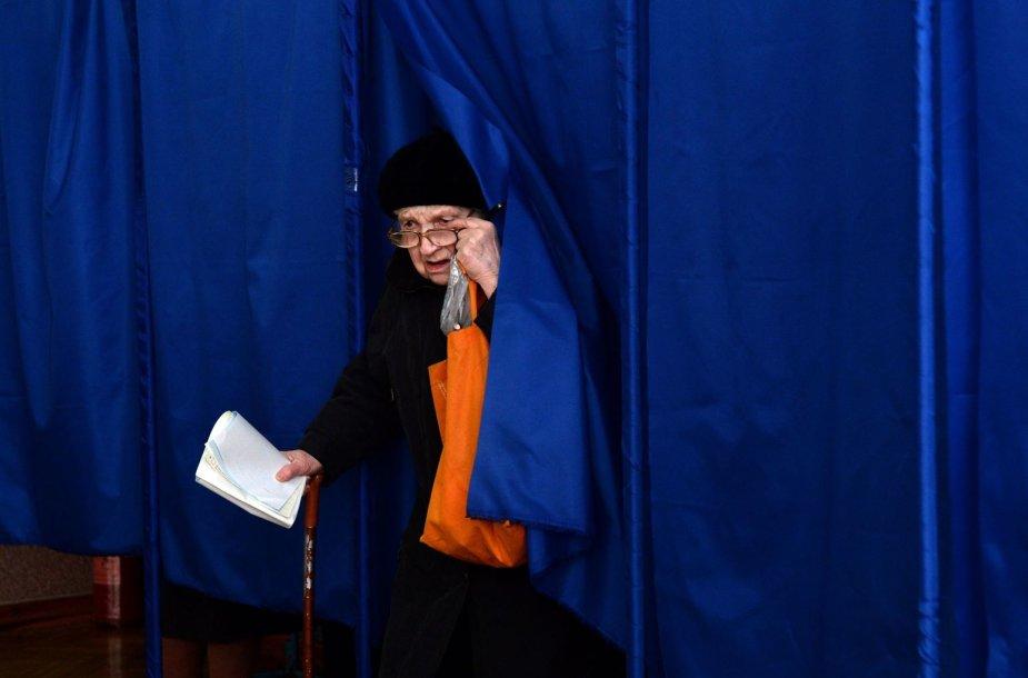 Pirmalaikiai parlamento rinkimai Ukrainoje