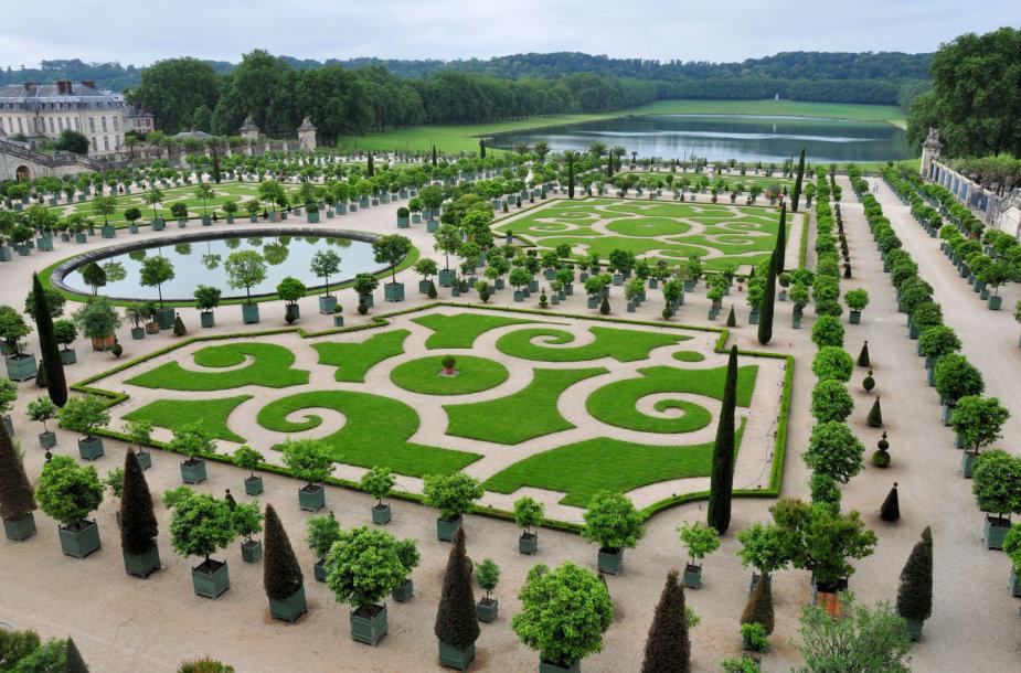 9. Versalio rūmai, Prancūzija