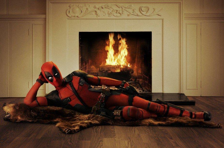 """7 vieta: """"Deadpool"""" – 782,6 mln. JAV dolerių """