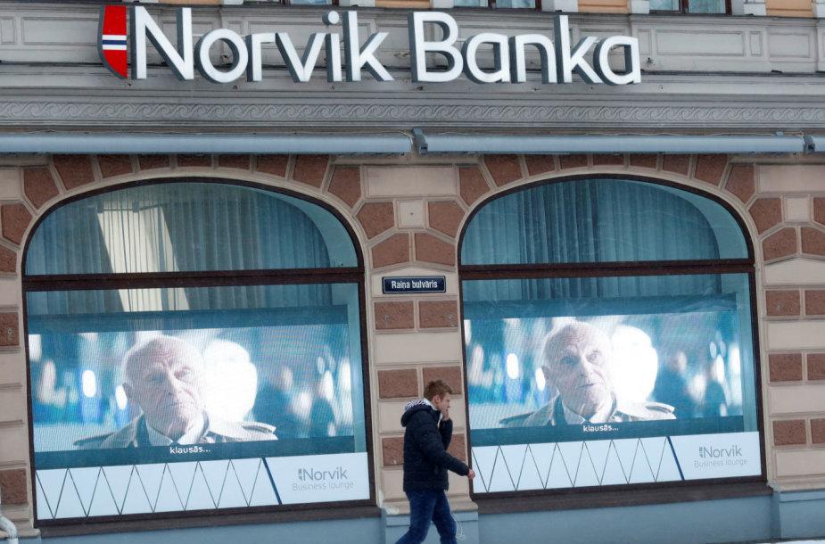 """Bankas """"Norvik"""""""