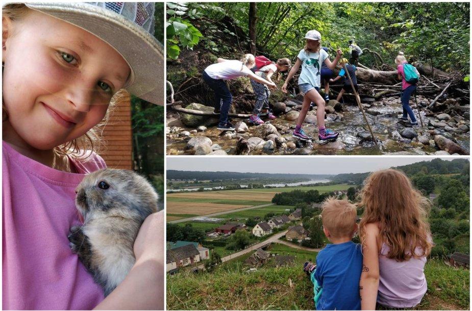 Paklausykit pačių vaikų: dešimtmetė rekomenduoja TOP10 vietų Lietuvoje