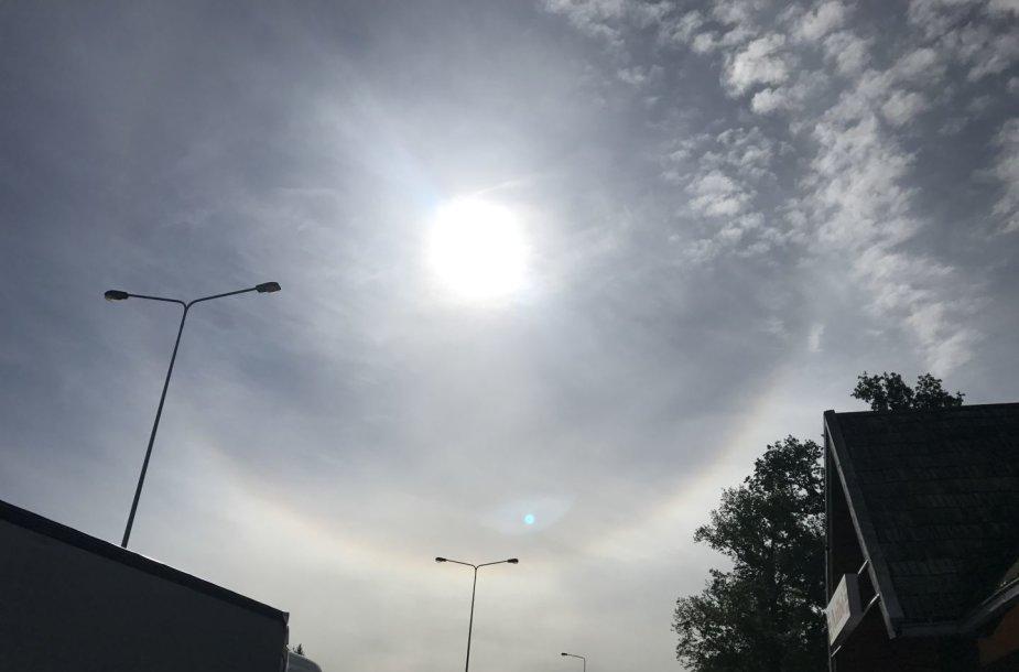 Saulės halas