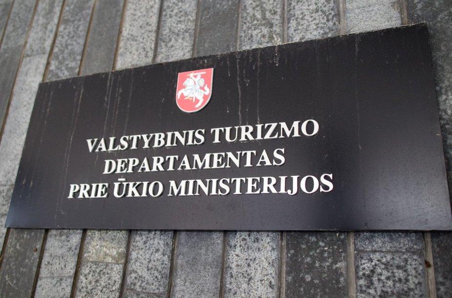 Valstybinio turizmo departamentas