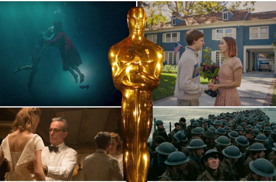 """Oskarų"" nominantai"