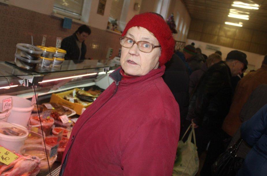 Latviai Lietuvoje ieško pigesnių prekių