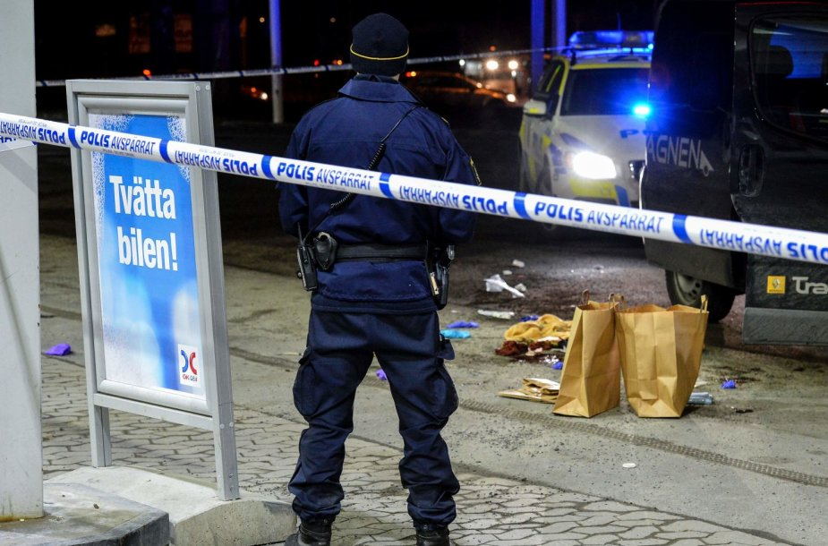 Saugumu garsėjančią Švediją plauna smurto banga