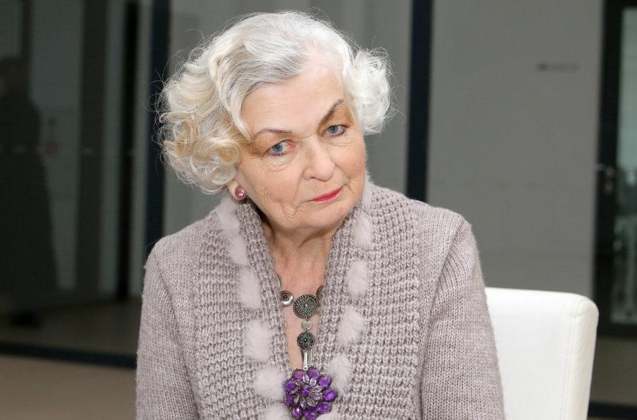Žurnalistė Nijolė Baužyte