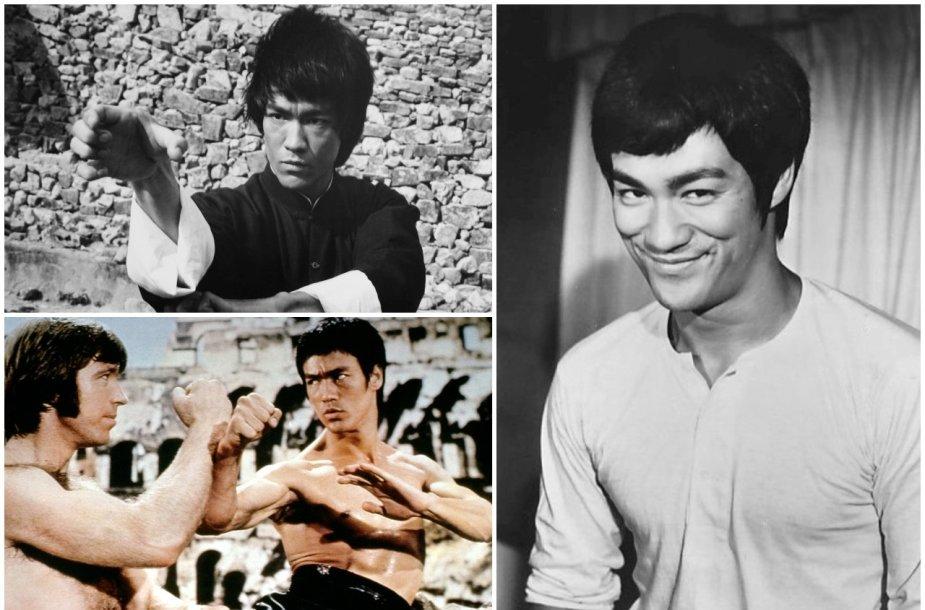 Bruce'as Lee