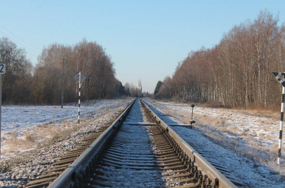 Geležinkelio pervaža