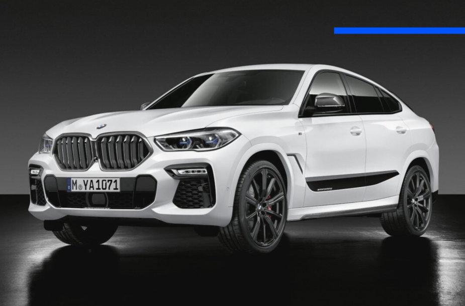 Kuo 2020-aisiais virto tradicinės BMW grotelės